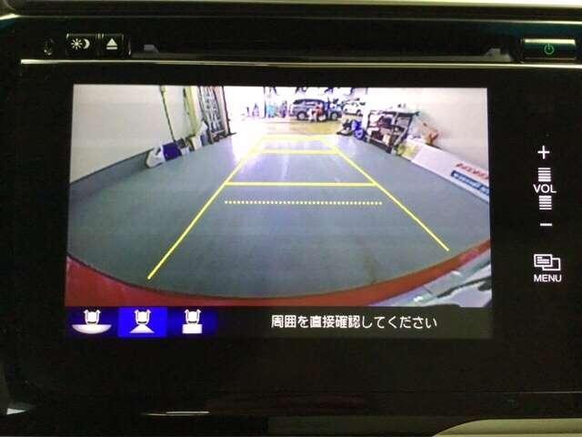 Lパッケージ バックモニター付 純正メモリーナビ(9枚目)