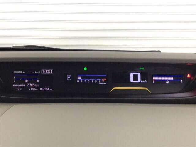 G・ホンダセンシング ドライブレコーダー付き 純正メモリーナビ スマキー 追突被害軽減B キーフリー クルコン Bカメ LEDライト アルミ ETC車載器 禁煙 メモリナビ アイスト DVD 盗難防止装置 CD エアコン(10枚目)