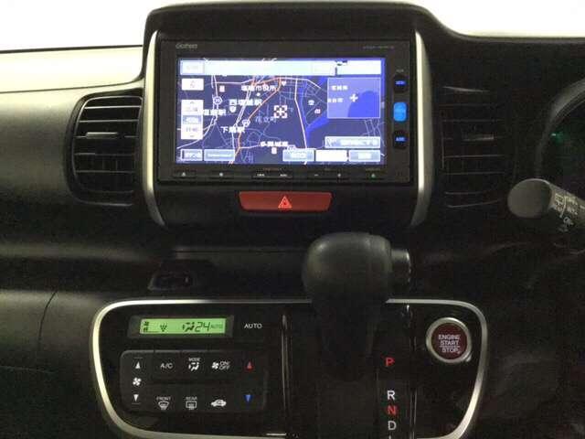 G・Lパッケージ ギャザスメモリーナビ スマキ- CDデッキ 点検記録簿 禁煙 両側スライド片側電動ドア イモビライザー ETC車載器 メモリナビ ABS ESC アイドリングストップ付き アルミホイル キーフリ-(8枚目)