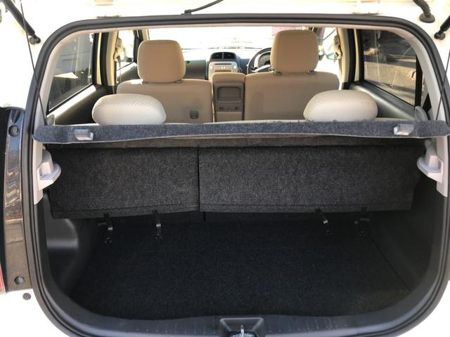 トヨタ パッソ X Fパッケージ AT スマートキー オーディオ付