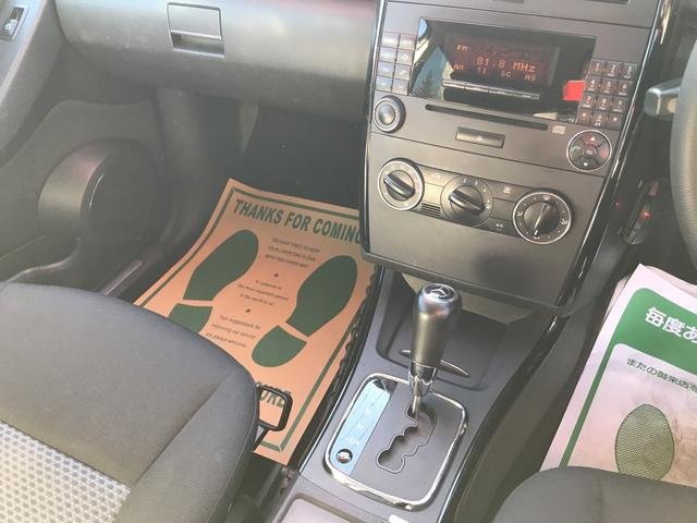 メルセデス・ベンツ M・ベンツ A170 クルコン CVT AW ETC オーディオ付
