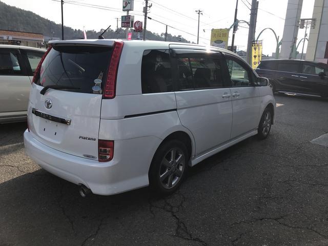 「トヨタ」「アイシス」「ミニバン・ワンボックス」「福島県」の中古車5