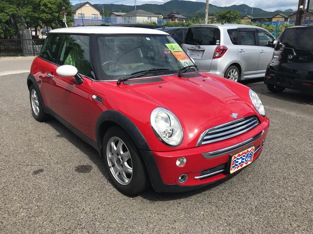「MINI」「MINI」「コンパクトカー」「福島県」の中古車3
