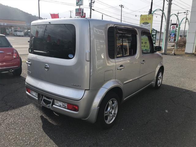 「日産」「キューブ」「ミニバン・ワンボックス」「福島県」の中古車5