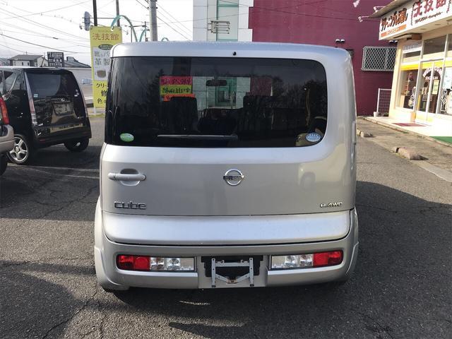 「日産」「キューブ」「ミニバン・ワンボックス」「福島県」の中古車6