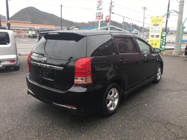 「トヨタ」「ウィッシュ」「ミニバン・ワンボックス」「福島県」の中古車5