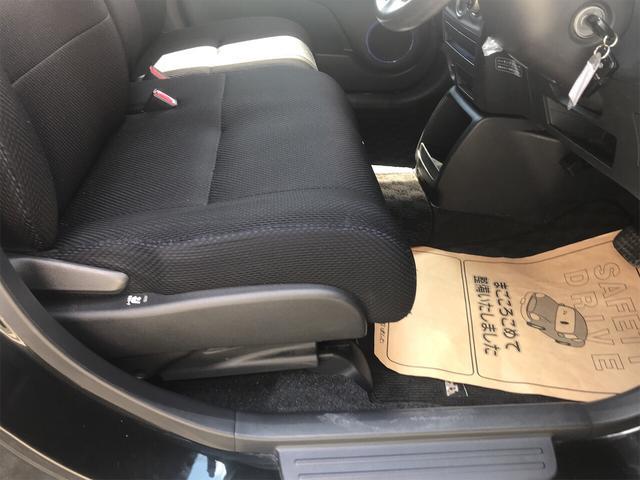 Z Xバージョン 4WD ナビ AT AW コンパクトカー ブラック AC 5名乗り ベンチシート パワーウィンドウ(17枚目)