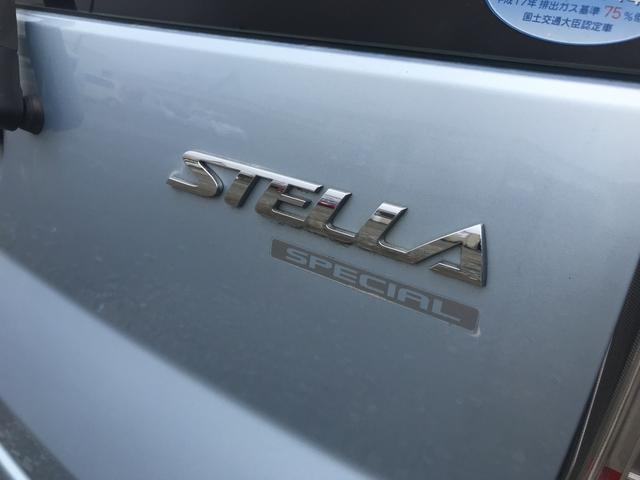 Lスペシャル 4WD タイミングベルト交換済み 社外SDナビ(7枚目)