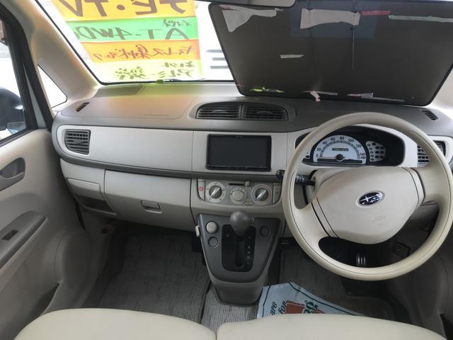 Lスペシャル 4WD タイミングベルト交換済み 社外SDナビ(16枚目)