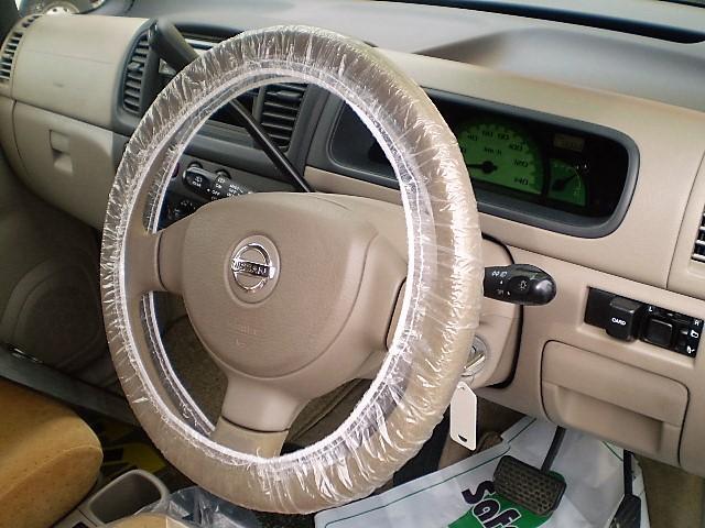 日産 モコ B リミテッド 4WD 冬タイヤ付き