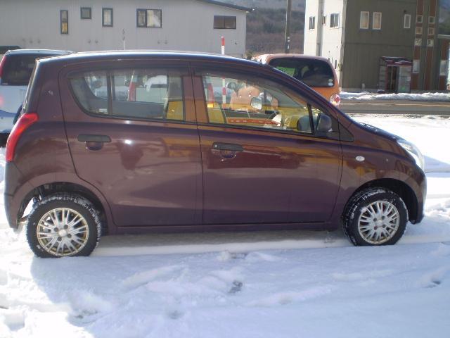 「スズキ」「アルト」「軽自動車」「青森県」の中古車4