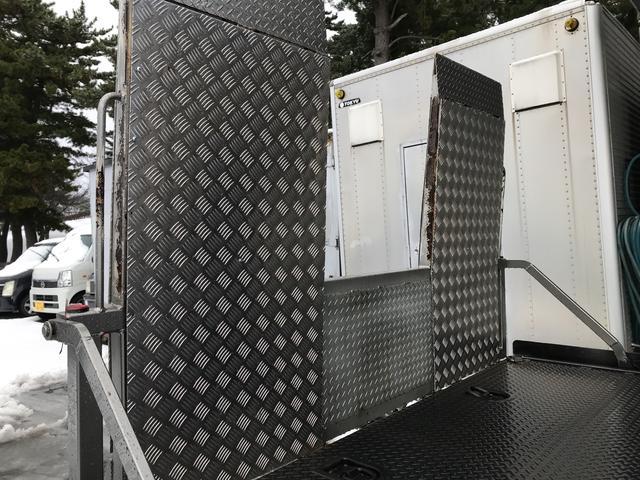 三菱ふそう キャンター 積載車 社外SDナビ フルセグTV バックカメラ キーレス