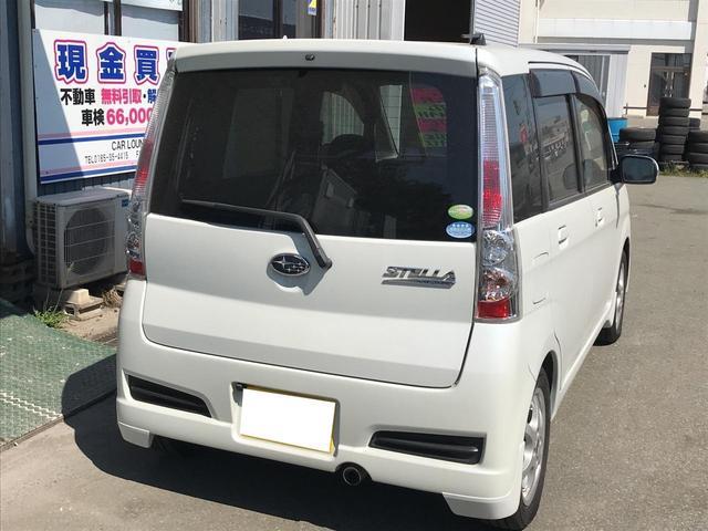 「スバル」「ステラ」「コンパクトカー」「秋田県」の中古車7