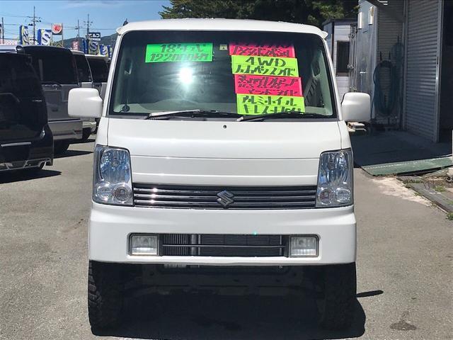 「スズキ」「エブリイワゴン」「コンパクトカー」「秋田県」の中古車2