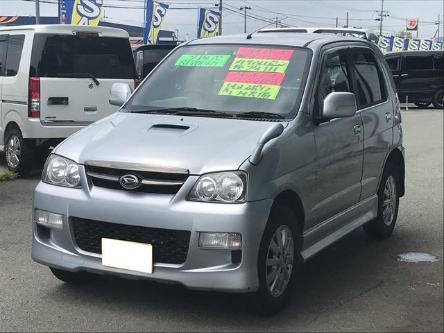 「ダイハツ」「テリオスキッド」「コンパクトカー」「秋田県」の中古車3