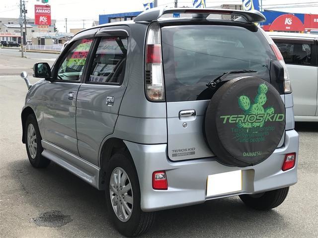 「ダイハツ」「テリオスキッド」「コンパクトカー」「秋田県」の中古車5