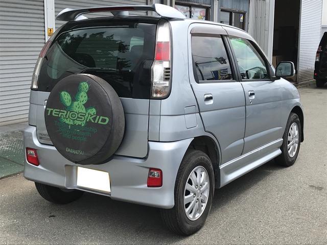 「ダイハツ」「テリオスキッド」「コンパクトカー」「秋田県」の中古車7