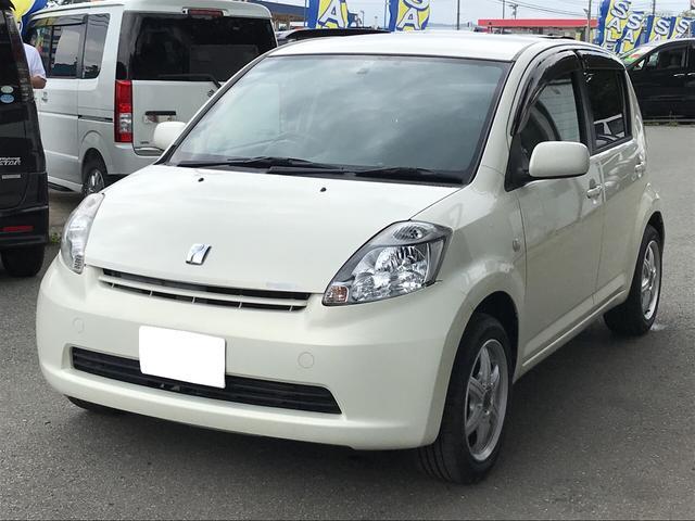 「トヨタ」「パッソ」「コンパクトカー」「秋田県」の中古車3