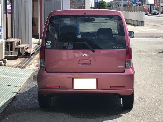 「三菱」「eKワゴン」「コンパクトカー」「秋田県」の中古車5