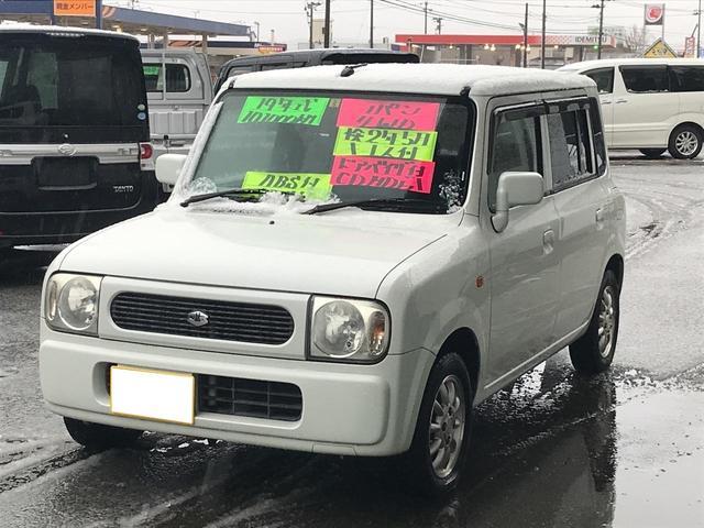 「スズキ」「アルトラパン」「軽自動車」「秋田県」の中古車3