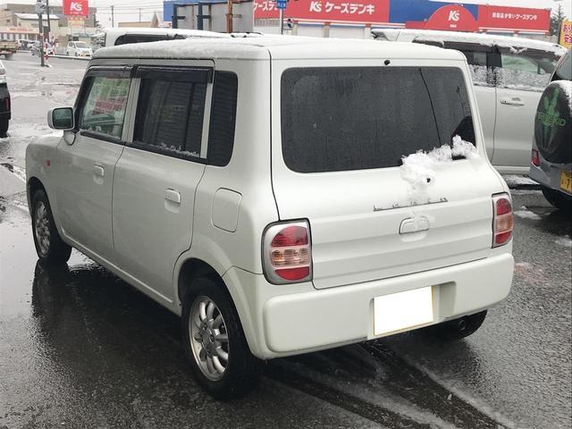 「スズキ」「アルトラパン」「軽自動車」「秋田県」の中古車5