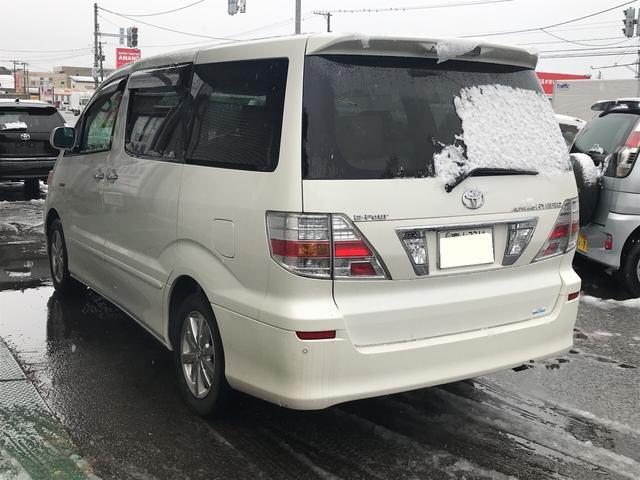 「トヨタ」「アルファード」「ミニバン・ワンボックス」「秋田県」の中古車5