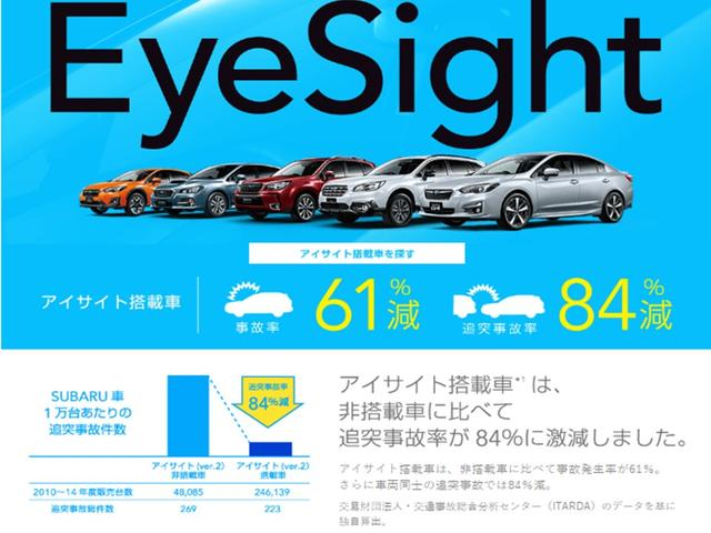 1.6GT-S EyeSight ダイヤトーンナビ(8枚目)