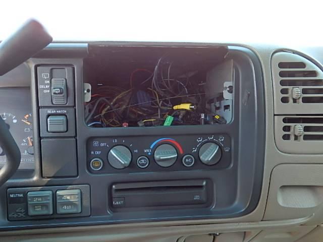 シボレー シボレー タホ LT 4WD キーレス 革シート 社外16AW