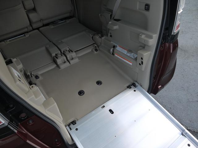 G・Lパッケージ スローパー 4WD 福祉車両 G・Lパッケージ 車いす仕様車 電動ウインチ リモコンウインチ プッシュスタート スマートキー オートエアコン プラズマクラスター(28枚目)