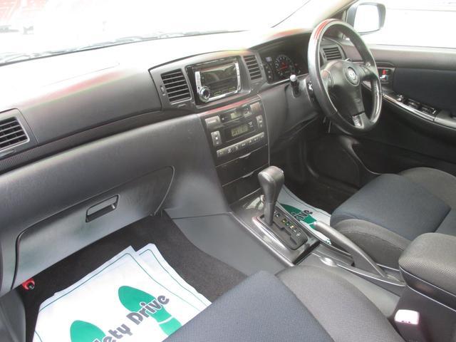 トヨタ カローラフィールダー Zエアロツアラー 社外アルミホイール ワンオーナー車 HID