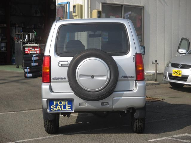 XCインタークーラーターボ4WD 新品タイヤ装着 フォグ(6枚目)