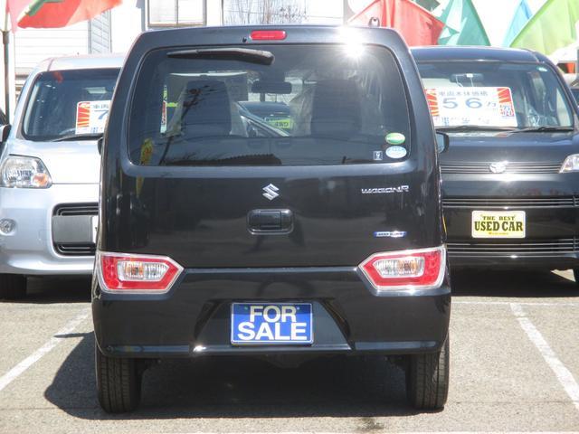 ハイブリッドFX 4WD ワンオーナー車 スズキセーフティパッケージ装着車 ヘッドアップディスプレイ ナビ地デジ バックカメラ シートヒーター 社外アルミホイール タイヤ新品装着済み(6枚目)