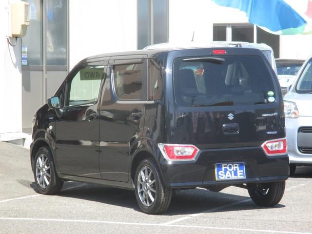 ハイブリッドFX 4WD ワンオーナー車 スズキセーフティパッケージ装着車 ヘッドアップディスプレイ ナビ地デジ バックカメラ シートヒーター 社外アルミホイール タイヤ新品装着済み(7枚目)