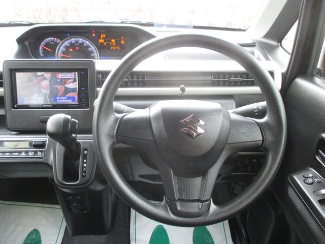 ハイブリッドFX 4WD ワンオーナー車 スズキセーフティパッケージ装着車 ヘッドアップディスプレイ ナビ地デジ バックカメラ シートヒーター 社外アルミホイール タイヤ新品装着済み(14枚目)