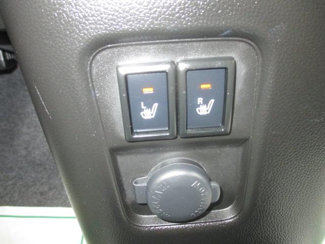 ハイブリッドFX 4WD ワンオーナー車 スズキセーフティパッケージ装着車 ヘッドアップディスプレイ ナビ地デジ バックカメラ シートヒーター 社外アルミホイール タイヤ新品装着済み(18枚目)