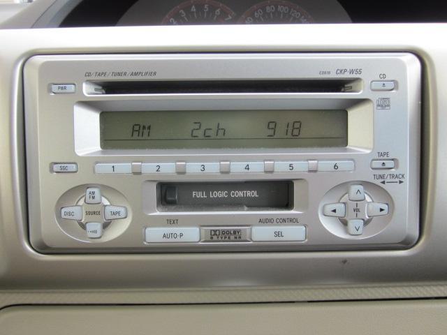トヨタ ポルテ 150i Gパッケージ 純製CD AAC 片側スライドドア