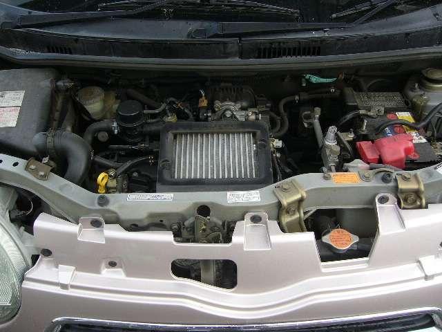 クールターボ 4WD エンスタ タイミングベルト交換済み(12枚目)
