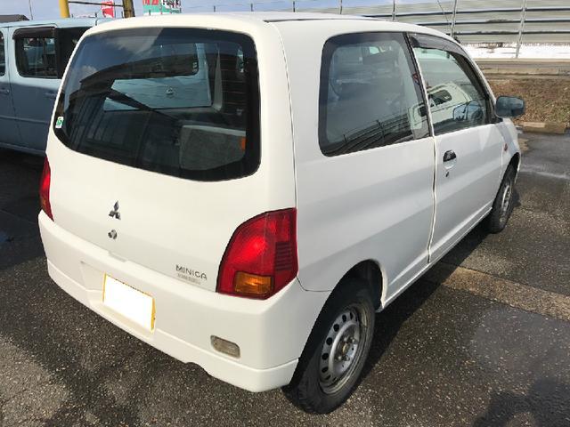 三菱 ミニカ Ce