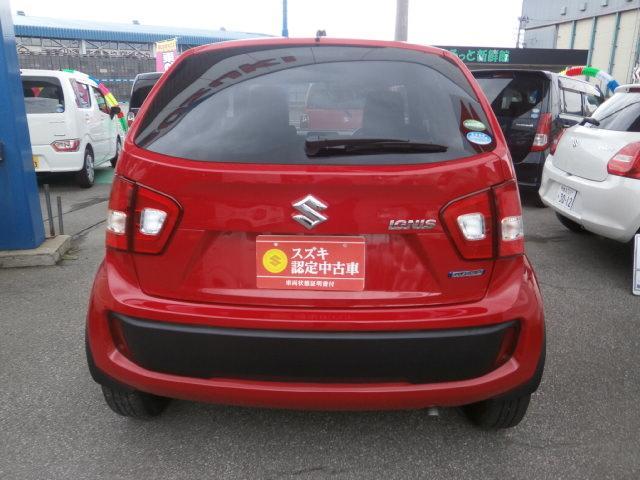 「スズキ」「イグニス」「SUV・クロカン」「青森県」の中古車4
