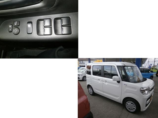 「スズキ」「スペーシア」「コンパクトカー」「青森県」の中古車4