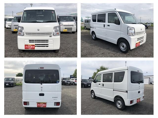 「スズキ」「エブリイ」「コンパクトカー」「青森県」の中古車2