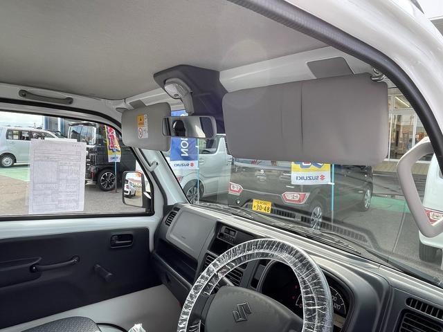 KCエアコンパワステ 4型 4WD 衝突被害軽減ブレーキS(9枚目)