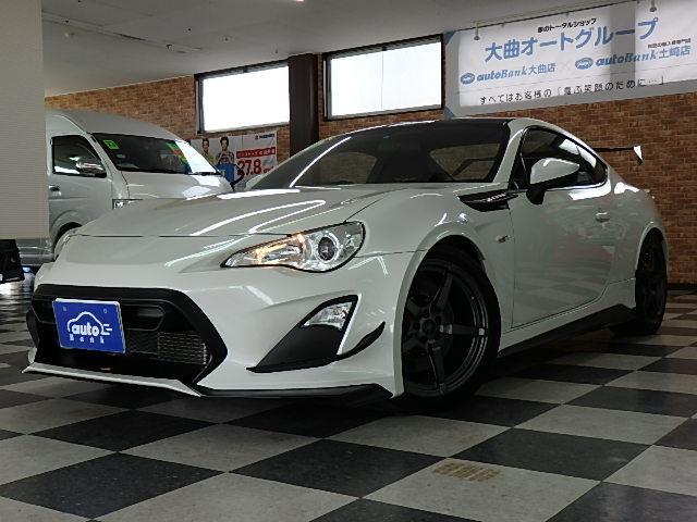 「トヨタ」「86」「クーペ」「秋田県」の中古車3