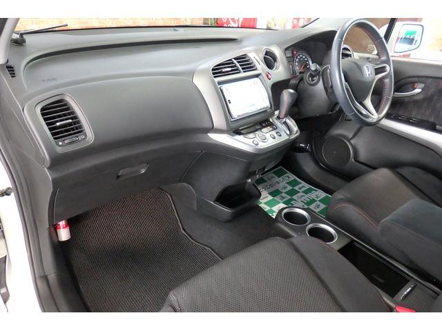 ホンダ ストリーム RSZ 4WD コンフォートパッケージ ワンオーナー車
