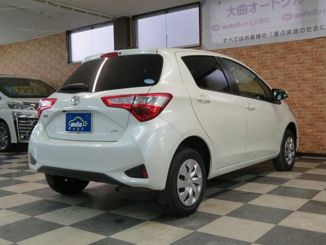 「トヨタ」「ヴィッツ」「コンパクトカー」「秋田県」の中古車2