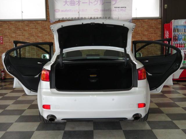 「レクサス」「IS」「セダン」「秋田県」の中古車75