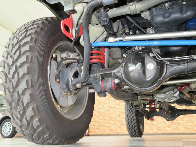ランドベンチャー タニグチ2.5インチリフトUP タニグチラテアルロッド タニグチマフラー 修復歴無し ワンオーナー禁煙車(44枚目)