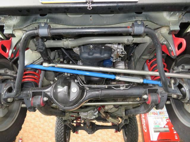ランドベンチャー タニグチ2.5インチリフトUP タニグチラテアルロッド タニグチマフラー 修復歴無し ワンオーナー禁煙車(48枚目)