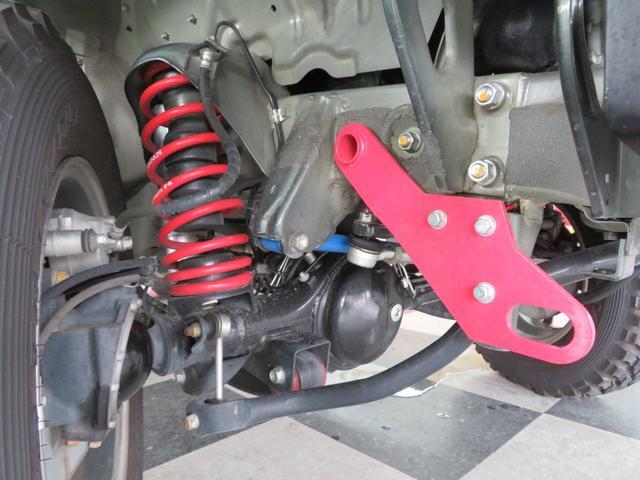 ランドベンチャー タニグチ2.5インチリフトUP タニグチラテアルロッド タニグチマフラー 修復歴無し ワンオーナー禁煙車(49枚目)