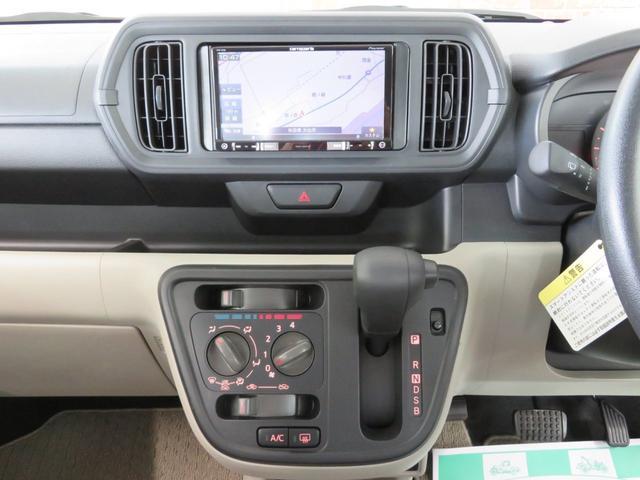 X S 4WD スマートエントリー スマートアシストIII カロッツェリアナビ地デジフルセグ 寒冷地仕様 プッシュスタート スマートキー シートヒーター 修復歴無し 禁煙車(34枚目)
